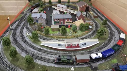Hornby Layout 1